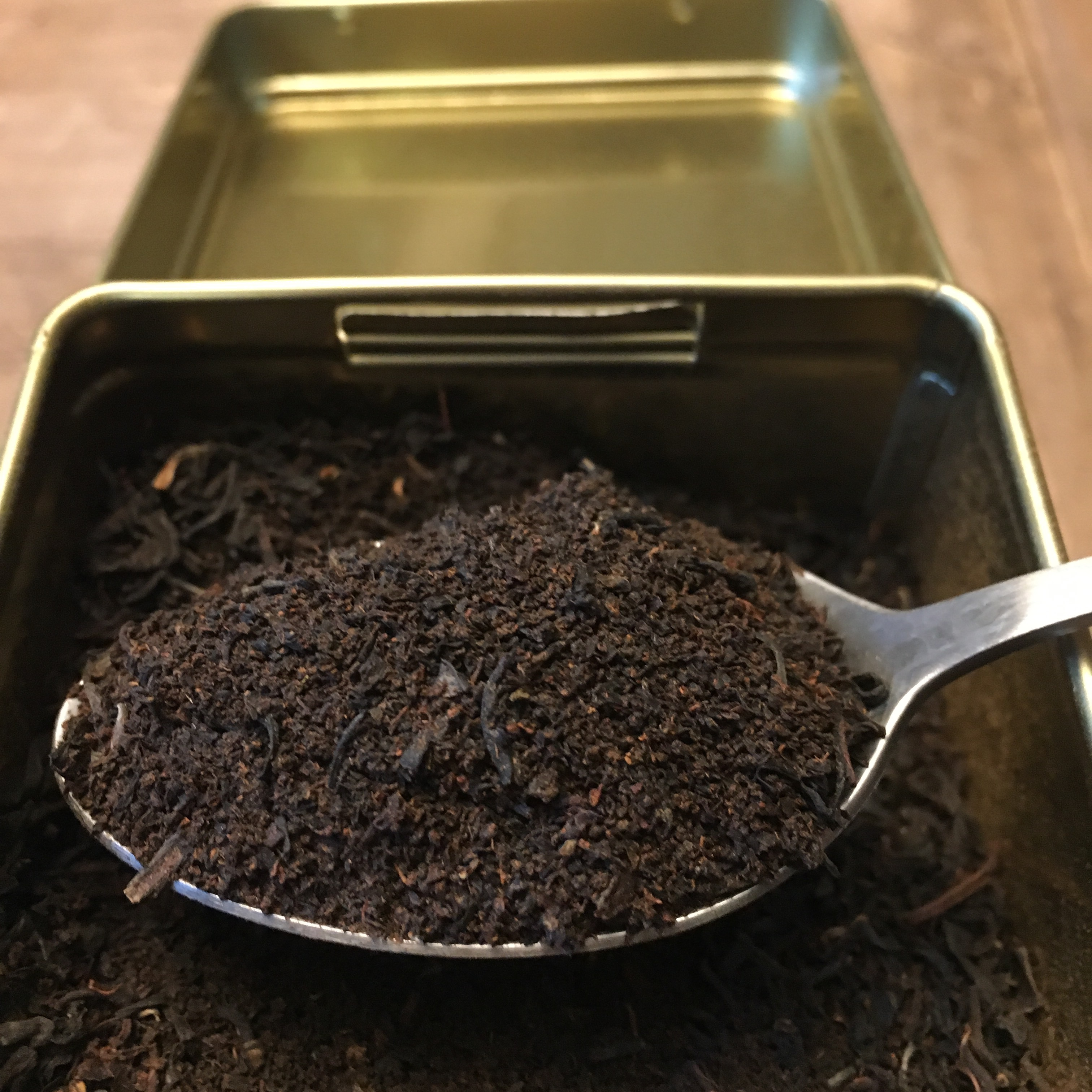 No Six Depot English Breakfast loose leaf tea